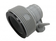 Adapter B   2¨ zunanji navoj   cev 32 38mm